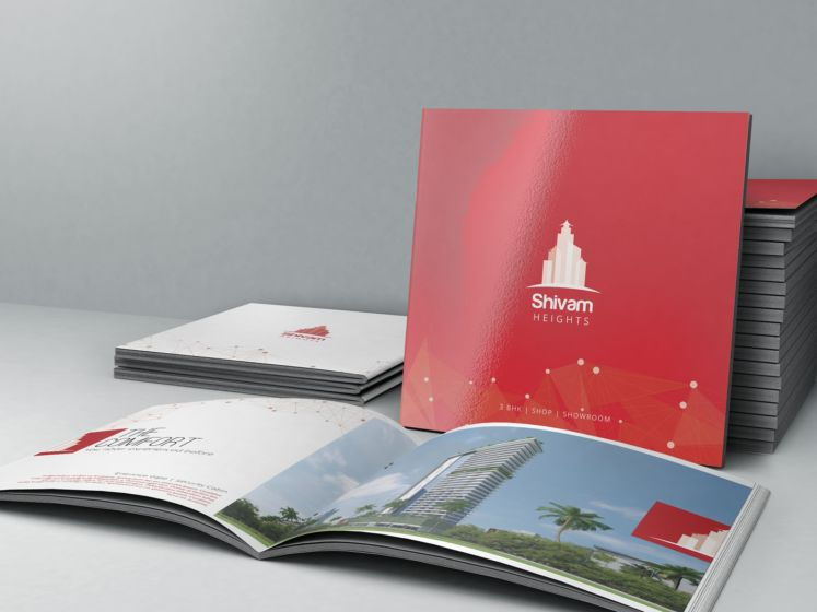 Brochure & Catalogues Design