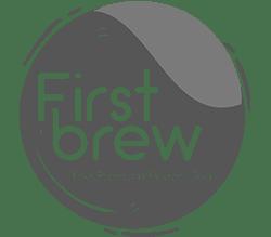 first Brew-min